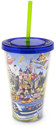 Disney Mickey Mouse and Friends Tumbler with Straw - Disneyland