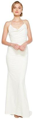 Nicole Miller - Tara Bridal Gown Women's Dress $1,200 thestylecure.com