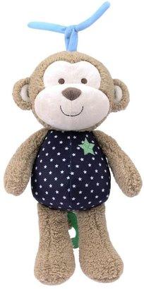 Carter's musical monkey crib toy
