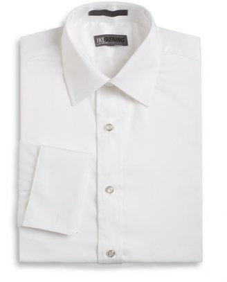 Ike Behar Ike Evening By Regular-Fit French Cuff Cotton Dress Shirt