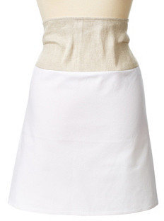 Waist Apron, Whisked Whipping Cream