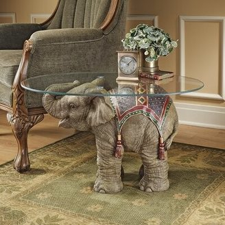 Toscano Design Jaipur Elephant Festival Coffee Table Design