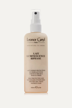 Leonor Greyl - Lait Luminescence Bi-phase Detangling Styling Milk, 150ml - Colorless $45 thestylecure.com