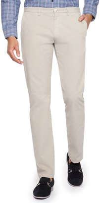 HUGO BOSS 'Crigan-D' | Regular Fit, Stretch Cotton Casual Pants by BOSS