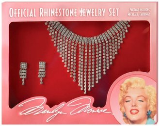 California Costumes California Costume Women's Marilyn Jewelry Set
