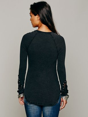 Free People Synergy Cuff Thermal
