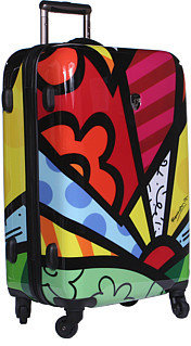 """Heys Britto Collection - A New Day 26"""" Spinner Luggage Case"""