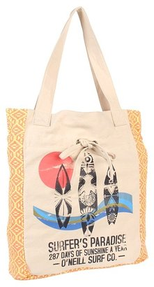O'Neill Sunshine Tote (Natural) - Bags and Luggage