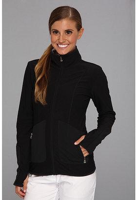 adidas CLIMALITE® Textured Knit Jacket