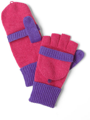 Thoroughly Modern Mittens Convertible Gloves