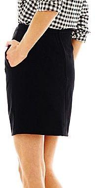 Joe Fresh Joe FreshTM Flared A-Line Skirt