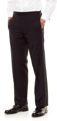 Chaps Men's Classic-Fit Black Tuxedo Pants