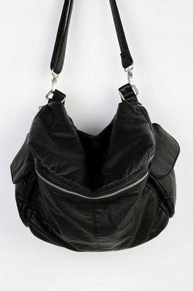 BDG Slouchy Vegan Leather Hobo Bag