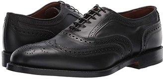 Allen Edmonds McAllister (Walnut Calf) Men's Lace Up Wing Tip Shoes