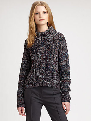 See by Chloe Turtleneck Sweater