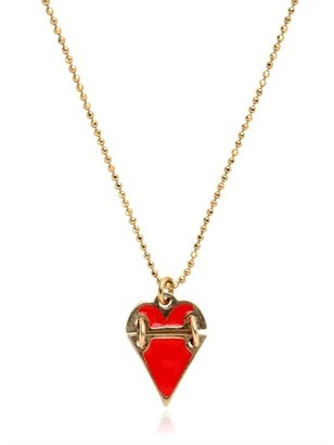 Maria Francesca Pepe 'never Is A Promise' Necklace