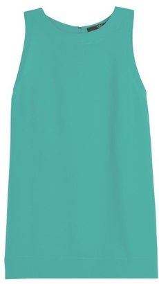 Tibi Alison Sleeveless Shell