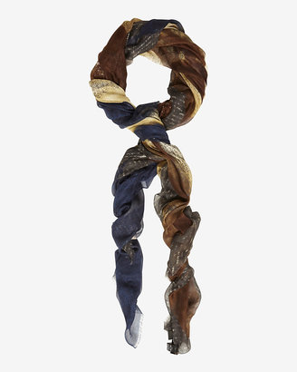 Yigal Azrouel Jagger Scarf