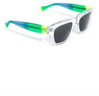 Celine Sunglasses Original clear square sunglasses