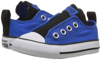 Converse Kids - Chuck Taylor All Star Simple Slip Ox Boy's Shoes $30 thestylecure.com