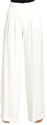 Lafayette 148 New York Ludlow Wide-Leg Trousers