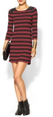 Ella Moss Tabitha Stripe Long Sleeve Dress