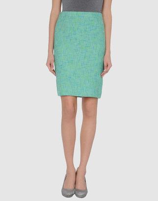 Moschino Cheap & Chic Knee length skirts