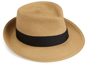 Eric Javits Classic Fedora Hat