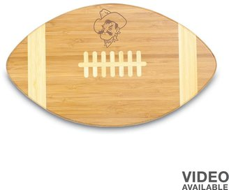 Picnic time oklahoma state cowboys touchdown! cutting board