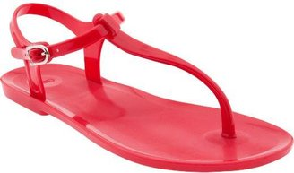 Gap Jelly T-strap sandals