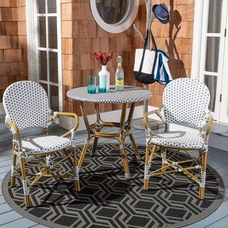Safavieh Hooper Indoor/ Outdoor Stackable Chairs