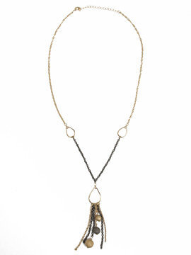 Arden B Multi Chain Necklace