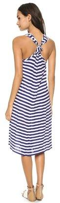 Sonia Rykiel Sonia by Striped Heart Dress