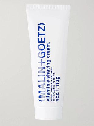 Malin+Goetz Vitamin E Shaving Cream, 113g