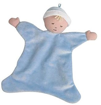 North American Bear Company North American Bear Sleepyhead Baby Cozy, Blue