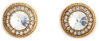 Charlotte Russe Rhinestone Embellished Stud Earring