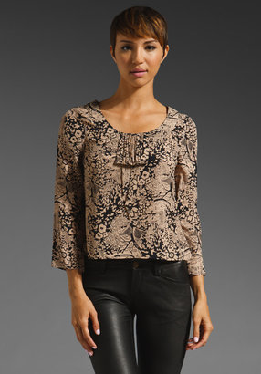 Plenty by Tracy Reese Bow Blouse