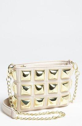Betsey Johnson 'Stud Muffin' Crossbody Bag