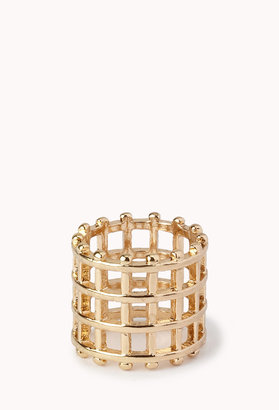 Forever 21 Caged Ring