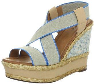 Nicole Women's Bravado Wedge Sandal