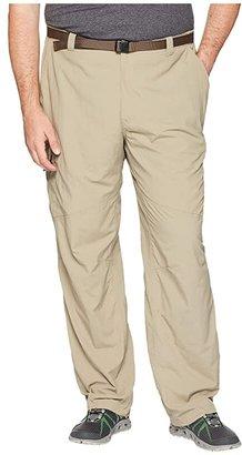 Columbia Big Tall Silver Ridgetm Cargo Pant (City Grey) Men's Casual Pants