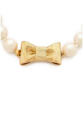 Kate Spade All Wrapped Up Short Necklace
