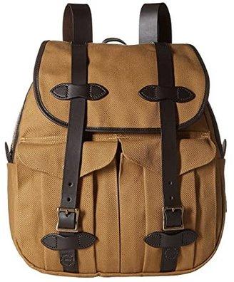 Filson Rucksack (Tan) Backpack Bags