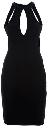 DSquared Dsquared2 backless dress