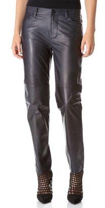 J Brand Ready-to-Wear Paulette Leather Pants