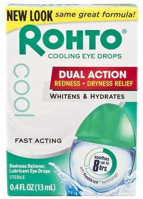 Rohto Cool Redness Relief $7.29 thestylecure.com