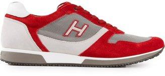 Hogan lace-up trainer