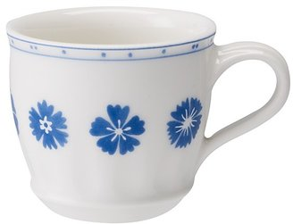 Villeroy & Boch Farmhouse Touch Blue Flowers After Dinner Cup