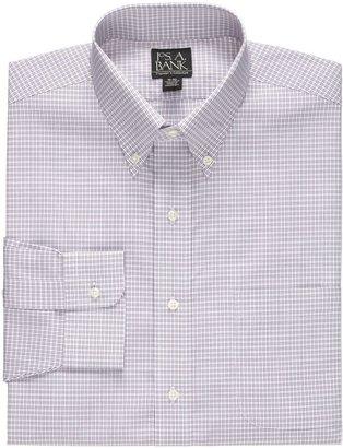 Jos. A. Bank Traveler Tailored Fit Button Down Collar Dress Shirt