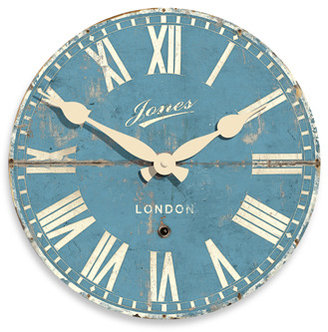 "London Clock Jones® 20"" Vintage"